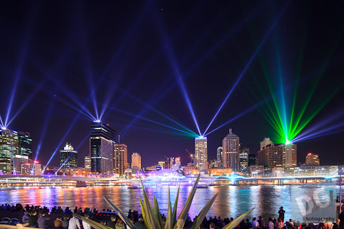 Brisbane Festival - City of Lights